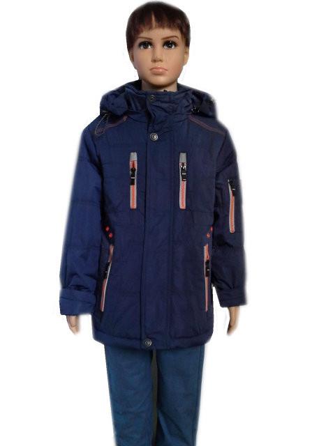 Модная весенняя куртка на мальчика