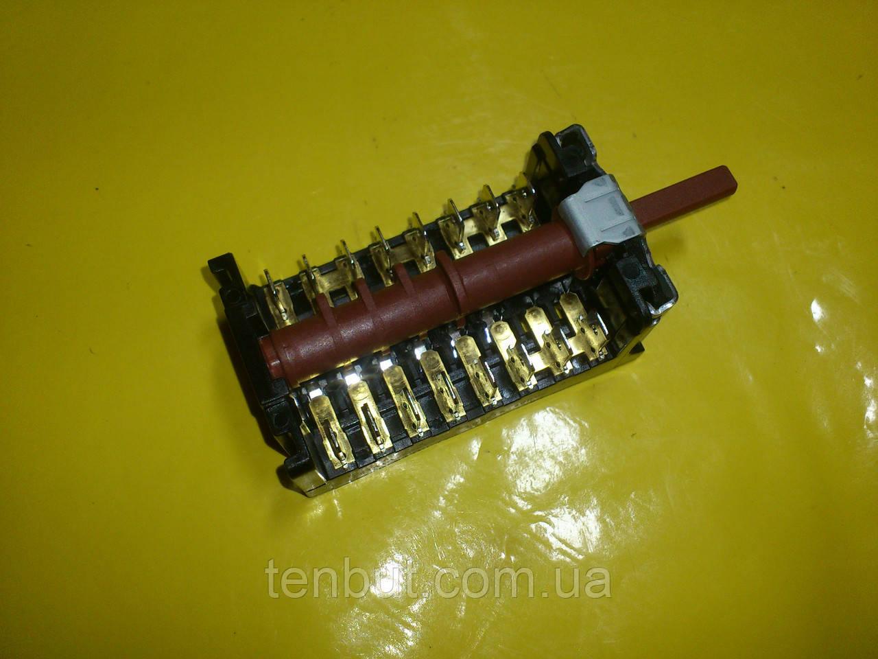 Перемикач 840604к для електроплит Ардо Беко Ханса 4-х позиційний виробництво Іспанія Barcelona