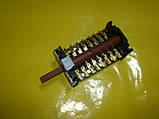 Перемикач 840604к для електроплит Ардо Беко Ханса 4-х позиційний виробництво Іспанія Barcelona, фото 2