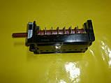 Переключатель 840604к для электроплит Ардо Беко Ханса 4-х позиционный производство Испания Barcelona, фото 4