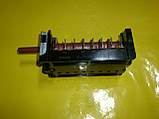 Перемикач 840604к для електроплит Ардо Беко Ханса 4-х позиційний виробництво Іспанія Barcelona, фото 4