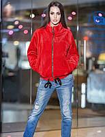 Женская стильная бархатная куртка (3 цвета), фото 1
