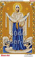 """Схема для повної вишивки """"Покрова Пресвятої Богородиці"""" БА-3044"""