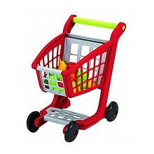 Игровой набор «Ecoiffier» (001225) тележка для супермаркета с продуктами, 13 предметов