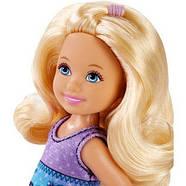 Лялька Челсі на стежці цуценят / Barbie Chelsea Puppy Chase DMD96, фото 4