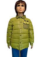 Легкая куртка на мальчика