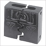 Дверной протектор MUL-T-LOCK  HASP 13