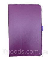 Чехол-книжка для Asus Fonepad HD7 ME372 (фиолетовый цвет)