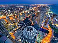 """Пазлы 3000 эл.. Castorland """"Towering Dreams, Dubai"""" (14)"""