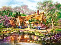 "Пазлы 3000 эл.. Castorland ""Twilight at Woolgreen Tond"" (14)"