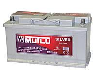 Аккумулятор Mutlu Silver 100 Ач Asia