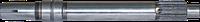 Вал сцепления двигателя СМД-19, 20 комбайна СК-5М  17-2103-3