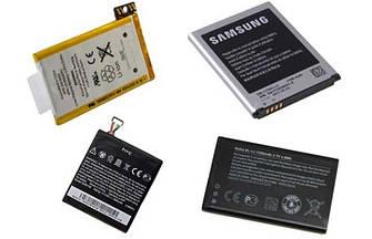 Аккумуляторные батареи для мобильных телефонов 100% Original