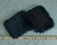 Меховые Карманы из натурального меха песца пошив LUX