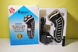 Бритва электрическая Domotec MS-8310, электробритва аккумуляторная