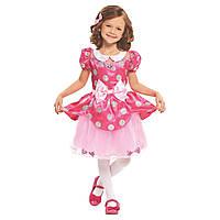 Платье карнавальный костюм Минни Маус Minnie Mouse Bowdazzling Dress 3-5 лет