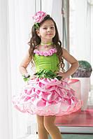 Карнавальный костюм Роза (Розочка) - ПРОКАТ Одесса
