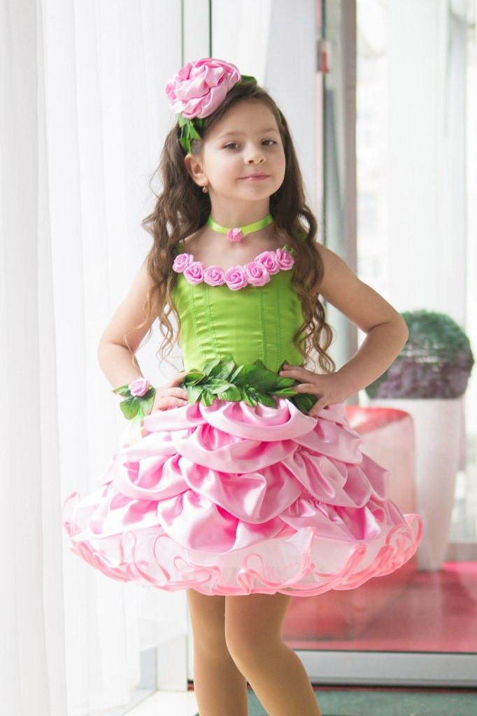 baa81c94577 Карнавальный костюм Роза (Розочка) - ПРОКАТ Одесса - Алиса - карнавальные  костюмы и детская