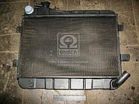 Радиатор охлаждения ВАЗ 2105 (2-х рядн) г.Оренбург 2105-1301.012-60 МЕДНЫЙ