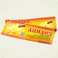 Апидез (тимол.пихтовое масло)   10 дощечек    Агробиопром.Росия.
