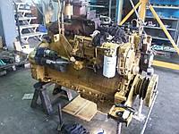 Ремонт дизельного двигателя C6121 / CAT3306 погрузчика Cheng Gong 956E