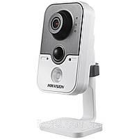 HikVision DS-2CD2412F-IW – мини-офисная 1.3 Mpix IP-камера с ИК-подсветкой