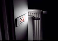 Технология Kermi Therm X2. Радиатор, экономящий энергию.