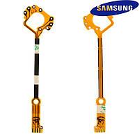 Шлейф для цифрового фотоаппарата Samsung S1070/SL201/ST45/ST50, затвора (оригинал)