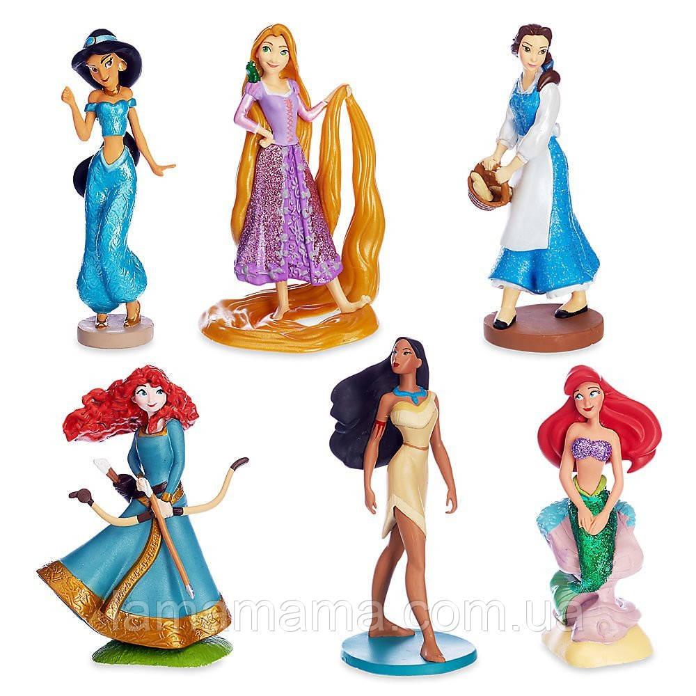 Игровой набор Принцессы Диснея 1 new Оригинал DisneyStore