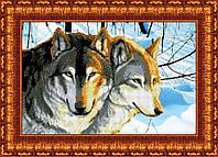 Схема Каролинка КБЖ-3006 Волки