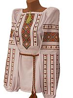 """Жіноча вишита блузка """"Нейтлі"""" (Женская вышитая блузка """"Нейтли"""") BN-0087"""