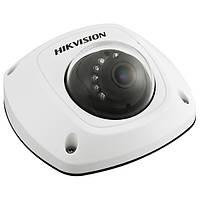 HikVision DS-2CD2532F-IWS – вандалозащищенный 3Мп минидом с ИК-подсветкой