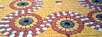 Укладання тротуарної плитки в Україні