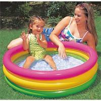Надувной бассейн для малышей 57107 , 61х22 см