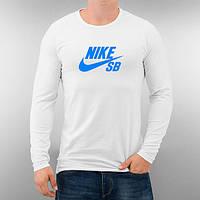 Лонгслив мужской футболка с длинным рукавом мужская Nike SB