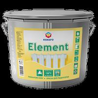 Акриловая эмаль для радиаторов Element Eskaro 0.9л