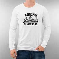 Лонгслив мужской футболка с длинным рукавом мужская Adidas Originals