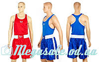 Форма боксерская Elast 6011, 2 цвета: M/L/XL