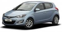 Лобовое стекло Hyundai i20,Хюндай(09-)