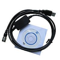 Кабель передачи данных USB  для тахеометров Pentax, фото 1