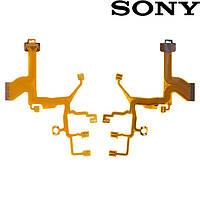 Шлейф для цифрового фотоаппарата Sony DSC-W120/DSC-W130, объектива (оригинал)