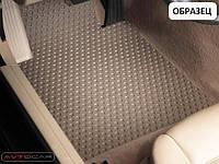 Коврики Toyota Camry V40 с 2006-2008 /  цвет: бежевый / комплект: 4шт.