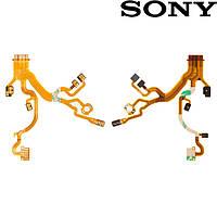 Шлейф для цифрового фотоаппарата Sony DSC-W30/DSC-W35/DSC-W40, объектива (оригинал)