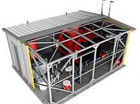 Блочно-модульная котельная Marten (от 200-1000 кВт) автоматическая, ручная.