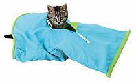 Trixie  TX-43133 игровой мешочек Хруст для котят