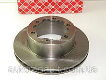 Тормозной диск задний (Спарка) на Фольксваген Крафтер 50 2006-> FEBI BILSTEIN (Германия) FE27700
