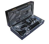 ЛОР набор Riester Ri-scope praktikant L3 LED 3,5 В, С ручка для двух литиевых батареек, фото 1