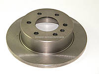 Тормозной диск задний на Фольксваген Крафтер 28-46 2006-> MEYLE (Германия) 0155232100