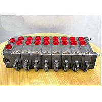 Гидрораспределитель РХ-346 секционный наборной (Болгарский)
