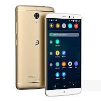 "Телефоны PPTV King 7 Gold  6"" 2k дисплей 2560x1440 3/32Gb Helio X10"